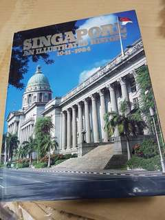 1984 Singapore - An illustrated history book