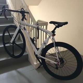 7speed double Kolussi Road bike