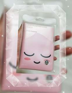 CLEAR PASSPORT CASE APEACH 護照套一個 KAKAO FRIENDS  Made in  Korea 100% New 韓國帶回 PILU /  ST-16