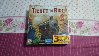 🆕 Ticket to Ride Board Game