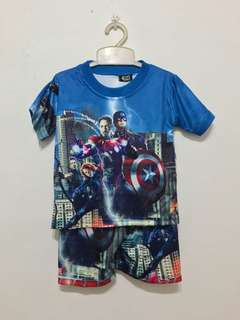 Marvel Avengers boys shirts & pants