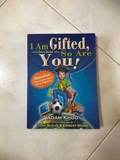 I Am Gifted, So Are You by Adam Khoo