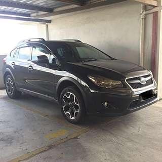 Subaru XV 2.0 (A) AWD Remap stage 2 upgraded(price nego)