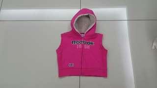 Reebok Girls Jacket Vest (3years)