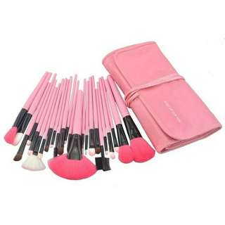 Brush Set 24pcs MAKE UP FOR YOU