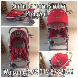 Stroller - Santa Barbara
