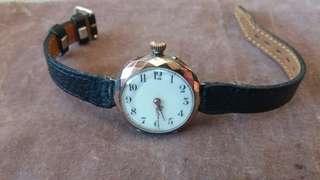1910年前,古董表,最早期手表(12点在現在3字位)