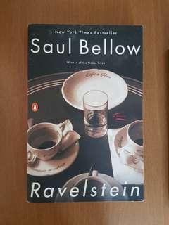 Saul Bellow Ravelstein