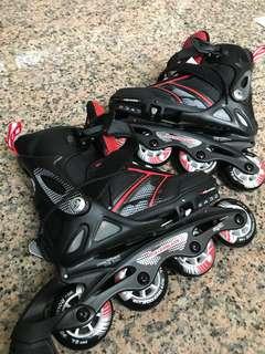 Kids adjustable rollerblade