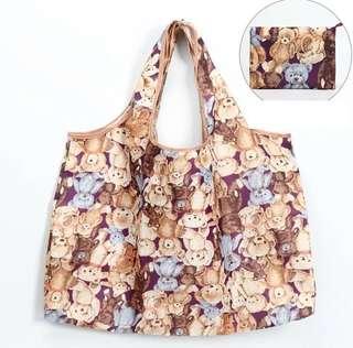 Bear Recycle Bag