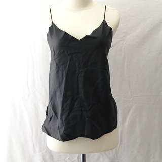 008. Front leather top