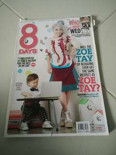 8 day issue 1247