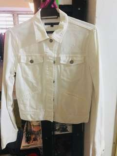 Ralph Lauren White Jacket