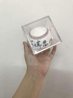 🚚 林瑋恩54簽名球
