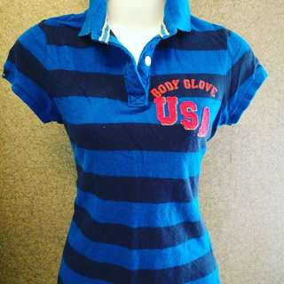 Authentic Body Glove Polo-T