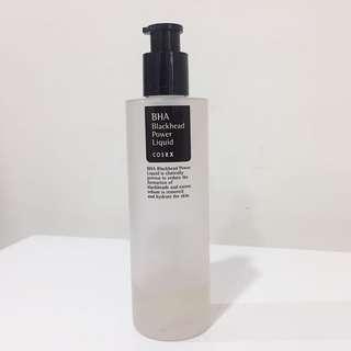 Cosrx bha blackhead power liquid salicylic toner takal