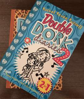 Dork Diaries books!📚