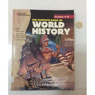 The Complete Book of World History