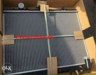 Mitsubishi L200 endeavor body radiator assembly