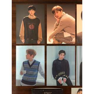 EXO Universe Postcards [On-Hand]