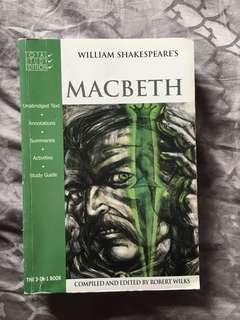 Macbeth (Literature Book)