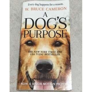 A Dog's Purpose - W.Bruce Cameron