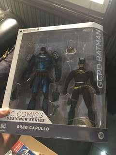DC collectibles Greg Cabullo GCPD batman