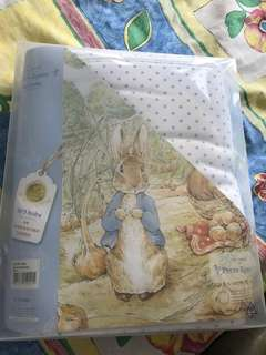 Peter Rabbit 包被
