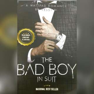 Ebook The Bad Boy In Suit