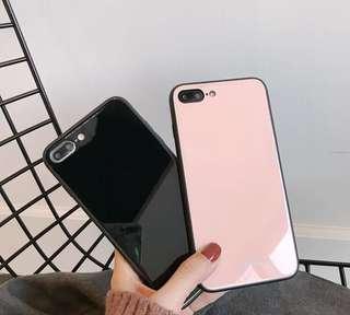 仿玻璃質感iPhone Case