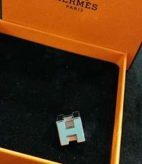 Preloved Hermes Clic H Bracelet