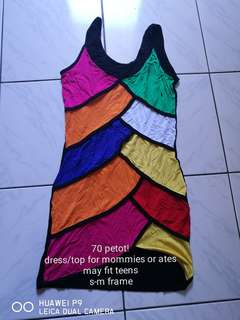 Dress for mommies s-m frame