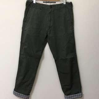 🚚 Black Chocolate 軍綠工作褲