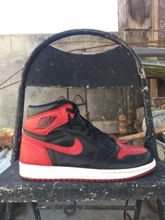 Nike Air Jordan Bred Banned 2016