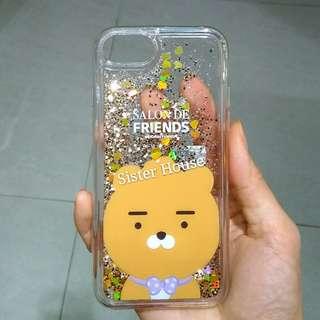 (包郵)🇰🇷Kakao Friends Ryan Bling Bling Phone Case 閃閃手機殼