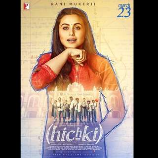 [Rent-A-Movie] HICHKI (2018) [BOLLYWOOD]