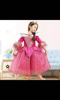 Frozen dress /Aurora dress
