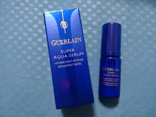 Guerlain super aqua serum 5ml