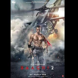 [Rent-A-Movie] BAAGHI 2 (2018) [BOLLYWOOD]