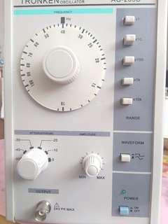 全新 Signal Generator 訊號發生器 (10Hz - 1MHz) 跟輸出線