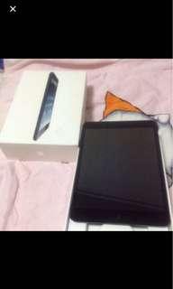 iPad mini 32GB with simcard slot