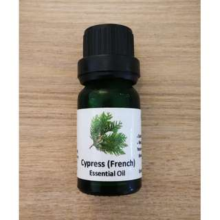 🚚 ODORE Essential Oil 10ml - CYPRESS (FRENCH)