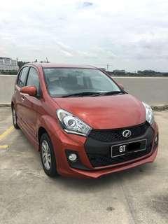 (MURAH) Perodua Myvi SE 1.5 Auto FACELIFT