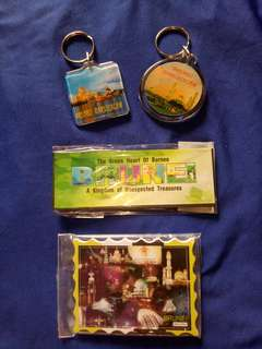 Fridge Magnets & Key Chain
