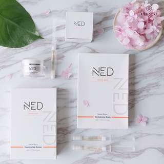 NED Swiss Rose Stem Cell Rejuvenating Booster