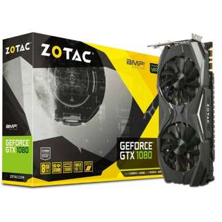 ZOTAC GeForce® GTX 1080 AMP Edition