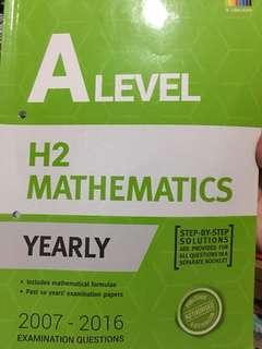H2 ALEVEL TYS