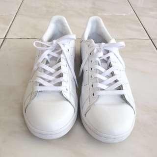 adidas stan smith original full white