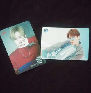[Postage Free] Nct Yescard