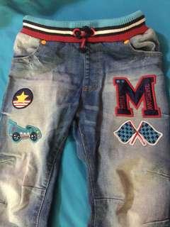 Denim jeans pants kids